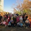 Жители села Апажа
